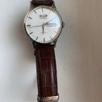 Tissot Heritage Visodate Steel 40mm Silver No numerals United States of America, DC, Washington