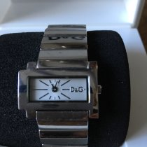 Dolce & Gabbana Steel 28mm Automatic 34TMWR pre-owned