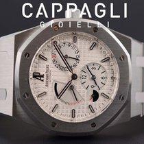 Audemars Piguet Royal Oak Dual Time 26120ST.OO.1220ST.03 2011 pre-owned