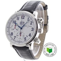 Ulysse Nardin Steel 40mm Automatic Marine Chronograph pre-owned
