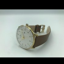 Cortébert Gold/Steel 43mm Quartz y0012g-2 new