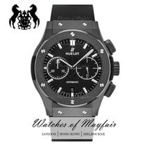 Hublot Classic Fusion Chronograph Ceramic 45mm Black United Kingdom, London