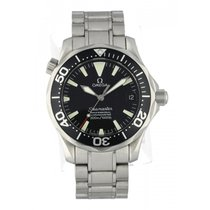 Omega 2252.50.00 Steel 2006 Seamaster Diver 300 M 36mm pre-owned United States of America, New York, New York