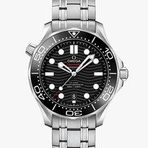 歐米茄 Seamaster Diver 300 M 新的 自動發條 附正版包裝盒和原版文件的手錶 210.30.42.20.01.001