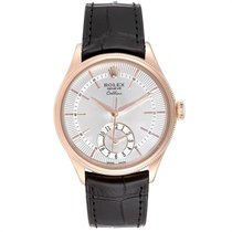 Rolex Cellini Dual Time 50525 2016 pre-owned