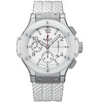 Hublot Big Bang 41 mm Steel 41mm White Arabic numerals United States of America, Pennsylvania, Holland