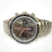 Omega Speedmaster Date Steel 40mm Grey No numerals United States of America, New York, New York