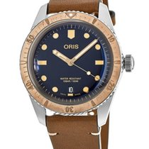 Oris Divers Sixty Five 01 733 7707 4355-07 5 20 45 new