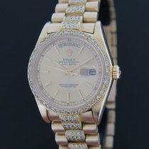 Rolex Oyster Perpetual Day-Date Diamonds