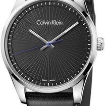 ck Calvin Klein Zeljezo 40mm Kvarc K8S211C1 nov