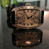 Franck Muller Casablanca with Diamond Bezel