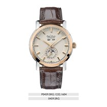 Paul Picot Firshire Gold/Stahl 43mm Keine Ziffern