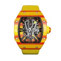 Richard Mille 47.77mm Manual winding 2019 new RM 027 Transparent