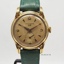 Lip Gold/Steel 35mm Manual winding pre-owned
