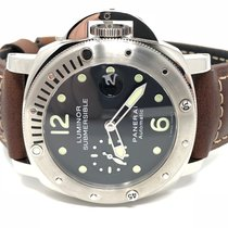 Panerai Luminor Submersible 44MM Stainless Steel PAM00024 PAM 24