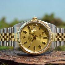 Rolex 36mm Rolex Datejust Herren Uhr von 1991, Ref. 16233,...