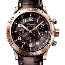 Breguet Rose gold Automatic Arabic numerals 42.5mm new Type XX - XXI - XXII