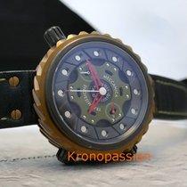Giuliano Mazzuoli Chronograph 45.8mm Automatic 2018 pre-owned Green