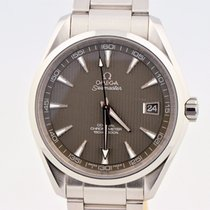 Omega Seamaster Aqua Terra Co-axial Automatic Stainless Steel...
