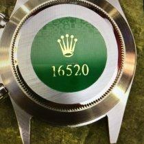 Rolex Daytona Stahl 40mm Schwarz