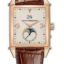 Girard Perregaux 25800.0.52.815 Or rose Vintage 1945 occasion