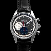 Zenith El Primero Original 1969 Steel 38mm Grey United States of America, California, San Mateo