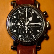 Speake-Marin Titanium 42mm Automatic SMTI0062 pre-owned