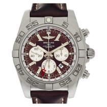 Breitling Chronomat 44 GMT AB0410 2010 gebraucht