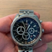 Breitling Bentley Barnato tweedehands 48mm Staal