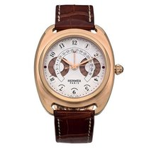 Hermès Rose gold 40mm Automatic 13880 pre-owned