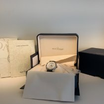 Jaeger-LeCoultre Master Geographic Staal 38mm Zilver Geen cijfers Nederland, Son