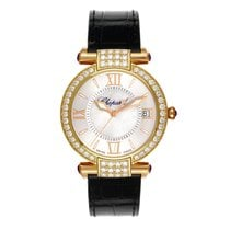 Chopard Imperiale Rose gold 36mm Mother of pearl Roman numerals