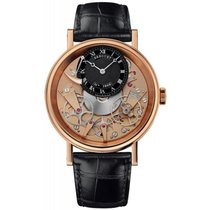 Breguet Rose gold 40mm Manual winding 7057BR/R9/9W6 pre-owned