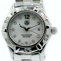 TAG Heuer Aquaracer Lady Steel 27mm Mother of pearl United States of America, California, West Hollywood