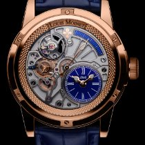 Louis Moinet Rose gold 44mm Automatic LM-39.50.20 new