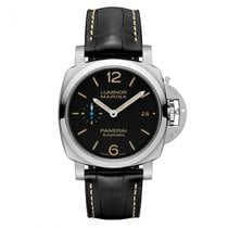 Panerai Luminor Marina 1950 3 Days Automatic Steel 42mm Black Arabic numerals United States of America, Iowa, Des Moines