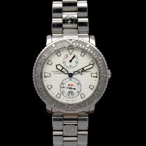 Ulysse Nardin Maxi Marine Diver Steel 40mm White No numerals