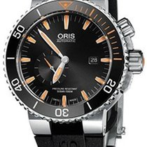 Oris Carlos Coste Limited Edition Titanio 46mm Negro