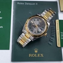 Rolex Datejust II 116333 2012 pre-owned