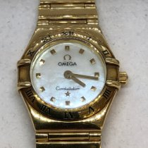 Omega Constellation Quartz 1171.71.00 pre-owned
