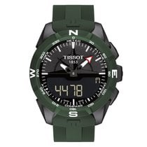 Tissot T-Touch Expert Solar Titan 45mm Sort