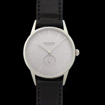 NOMOS Orion 38 Steel 38mm Grey United States of America, California, Burlingame
