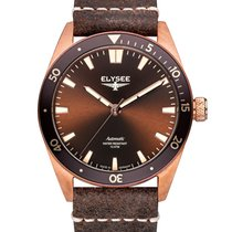 Elysee Bronze 41mm Automatic ELYSEE 98012 new
