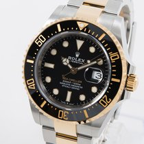 Rolex Sea-Dweller neu 2021 Automatik Uhr mit Original-Box und Original-Papieren 126603