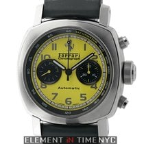 Panerai Ferrari Steel 45mm Yellow United States of America, New York, New York