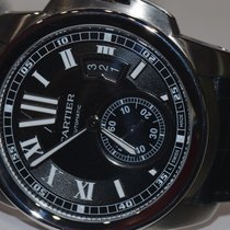 Cartier Calibre de Cartier W7100037 Very good Steel 42mm Automatic United States of America, New York, Greenvale