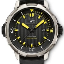 IWC Aquatimer Automatic 2000 new 2020 Automatic Watch with original box and original papers IW358001