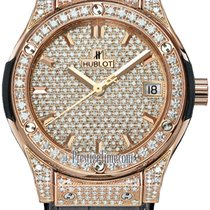 Hublot Classic Fusion Quartz Rose gold 33mm United States of America, New York, Airmont