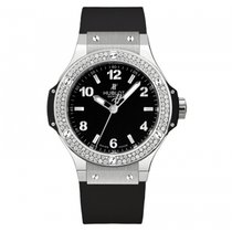 Hublot Big Bang 38mm  Stainless Steel Ladies WATCH 361.SX.1270...