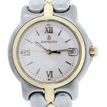 Bertolucci Pulchra Two Tone Cream Dial Gents Watch